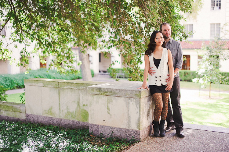 hipster engagement session washington dc