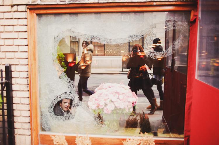 window street photography NYC