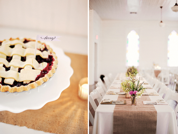 Feast Gourmand pies austin wedding catering at mercury hall