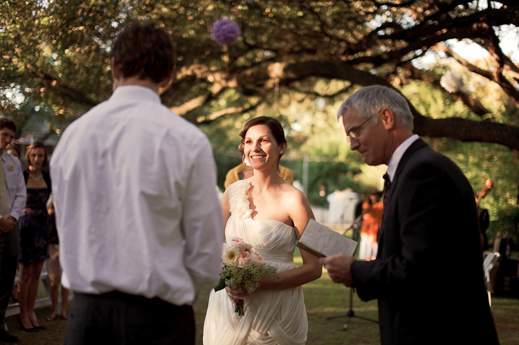 dc wedding photographs of ceremony