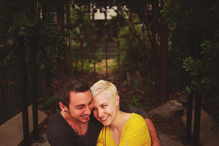 cute couple engagement pictures austin tx