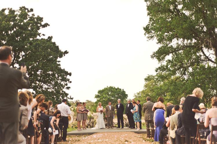 beautiful field wedding photos