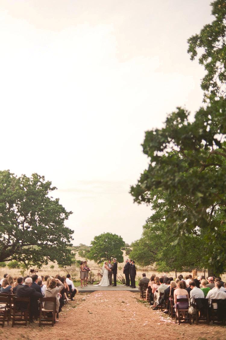 gorgeous texas wedding