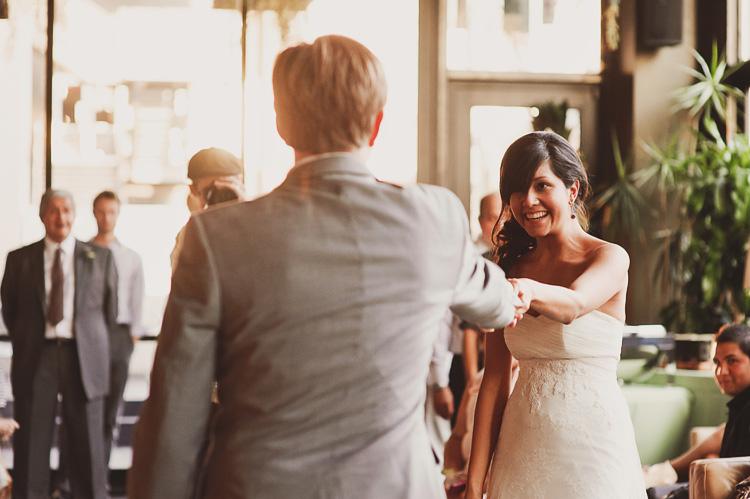 Malverde wedding dancing