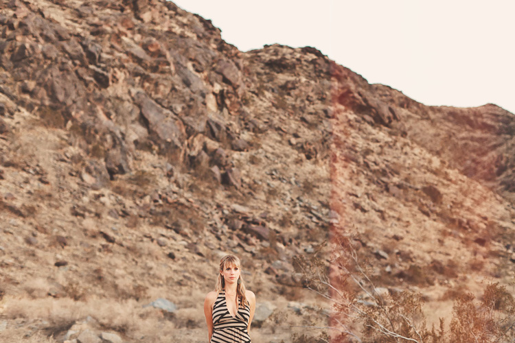 palm springs editorial photography