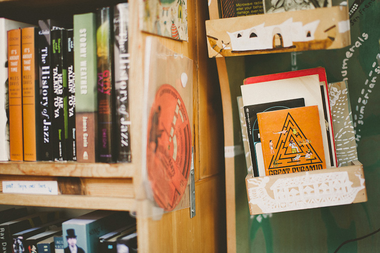 san francisco bookstore art