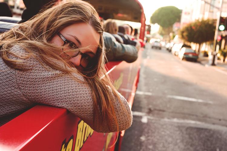 double decker bus tour san Francisco