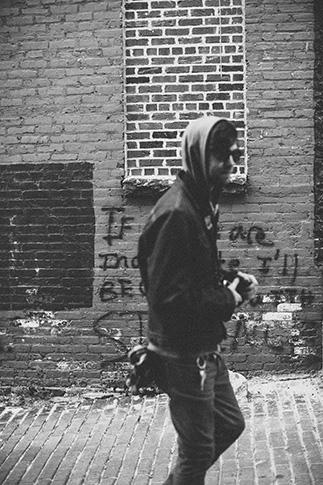 baltimore street shooting