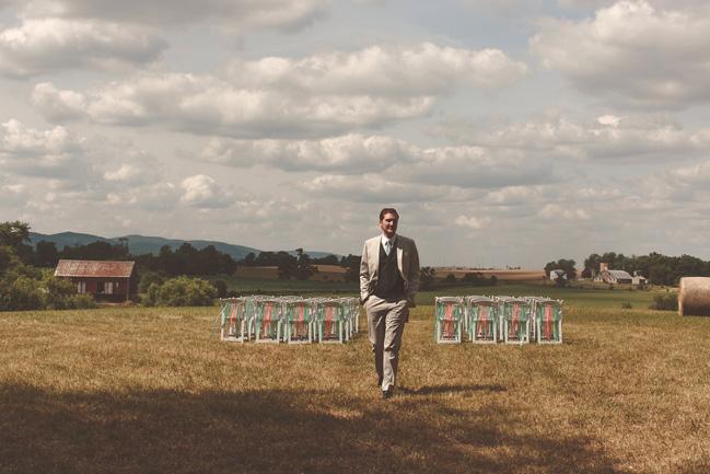 Farm Wedding in Frederick MD