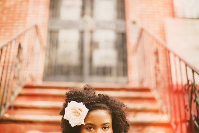 worlds prettiest afro