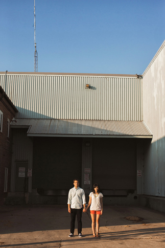 warehouse engagement pictures