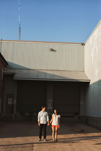 warehouse engagement session