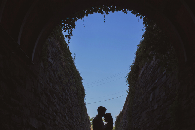 17 old town alexandria engagement session