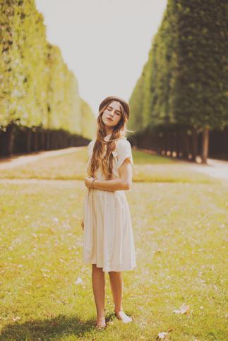 Versailles portrait photography