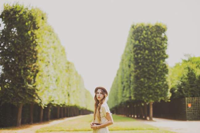 parisian Versailles portraits