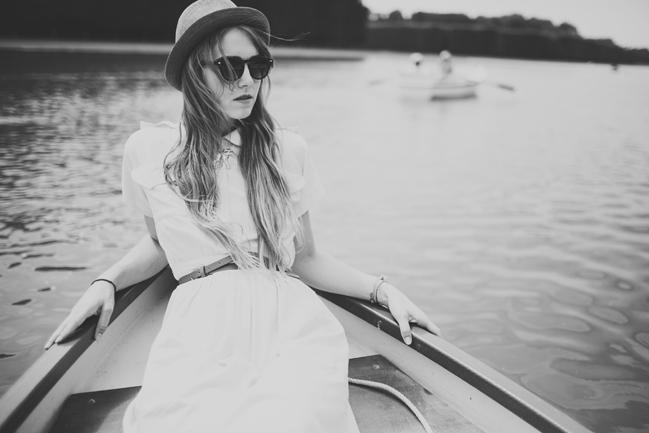 Versailles canoe ride