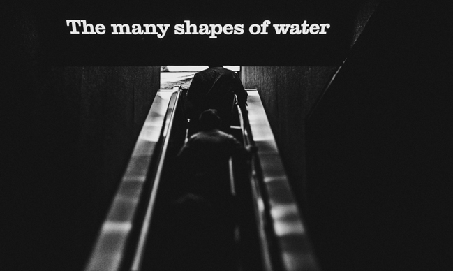 the many shapes of water