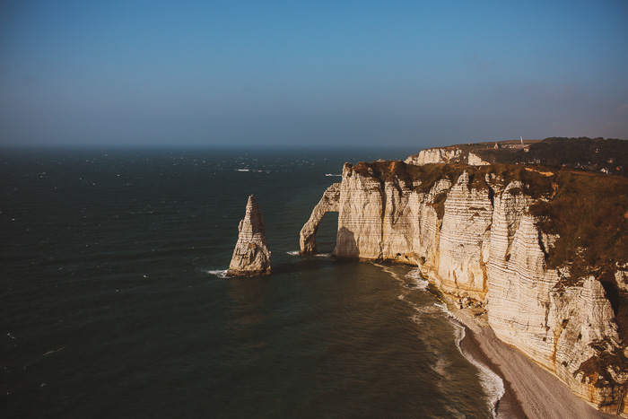 the white cliffs on french coast 28