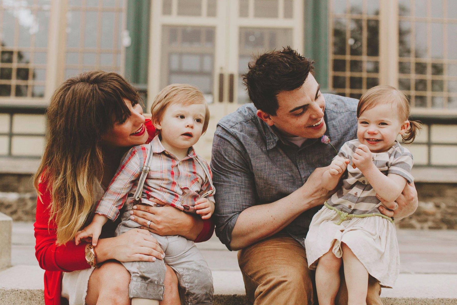 dc family portraits