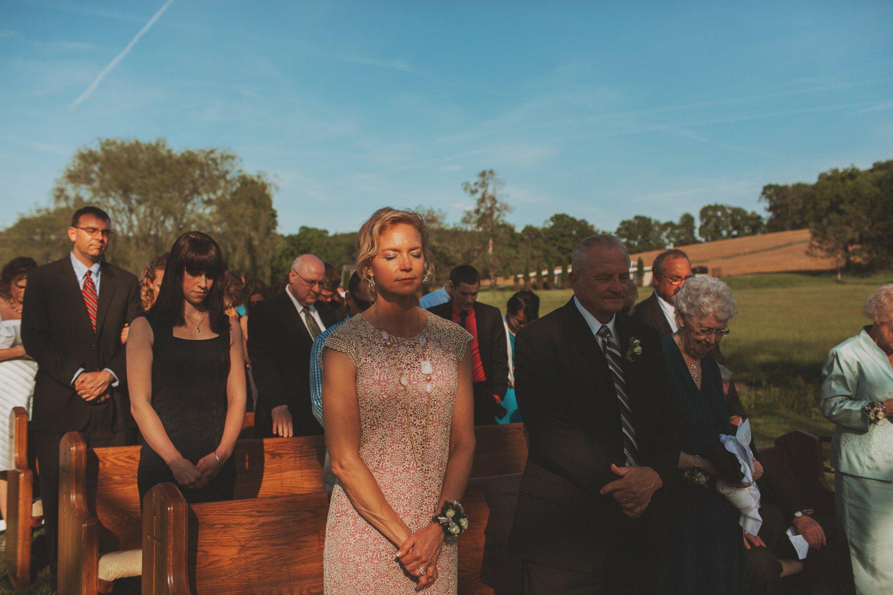 Ostertag Vistas Wedding Photos | Maryland Farm Wedding