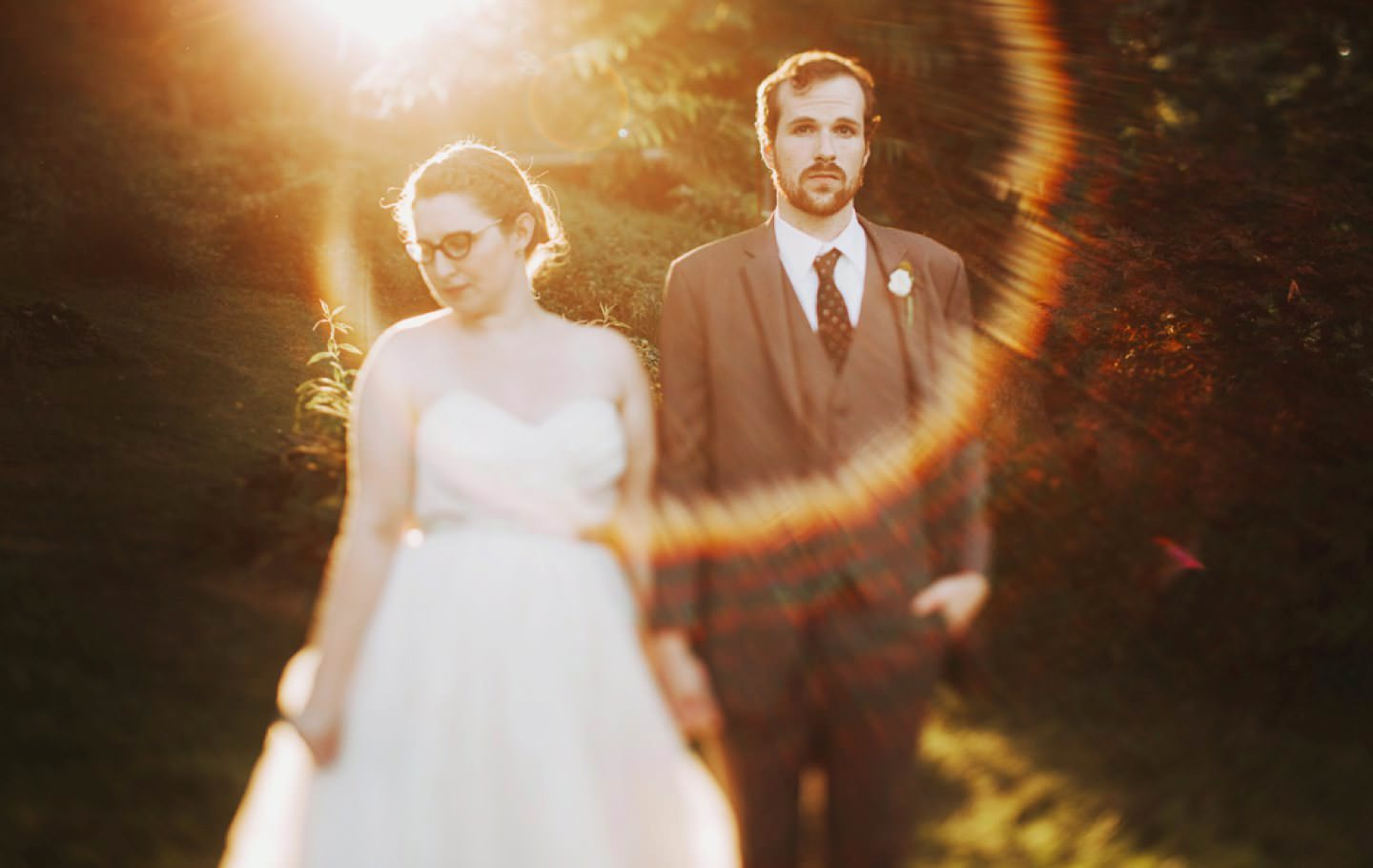 how to plan for light on wedding day
