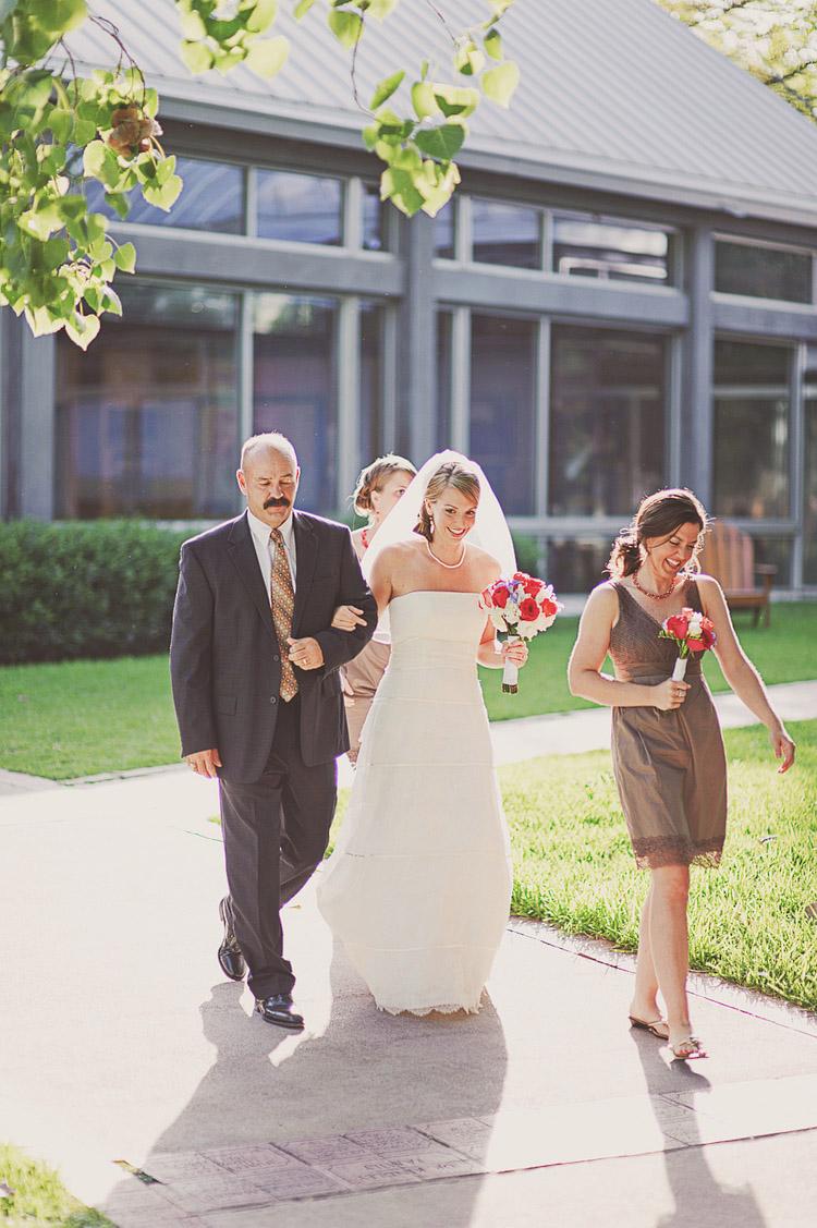 Umlauf Sculpture Garden Wedding Photos
