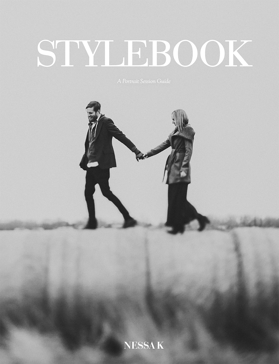 stylebook an engagement session guide book. Black Bedroom Furniture Sets. Home Design Ideas