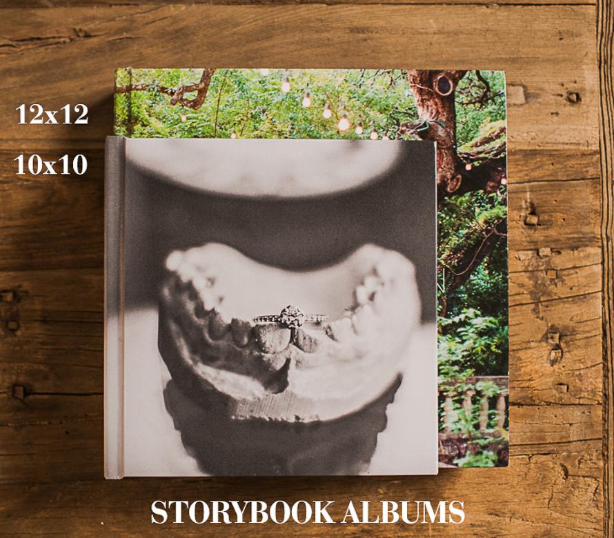 nessa k storybook albums