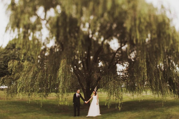 Lief & Yorie - An Intimate Back Yard Wedding at Home