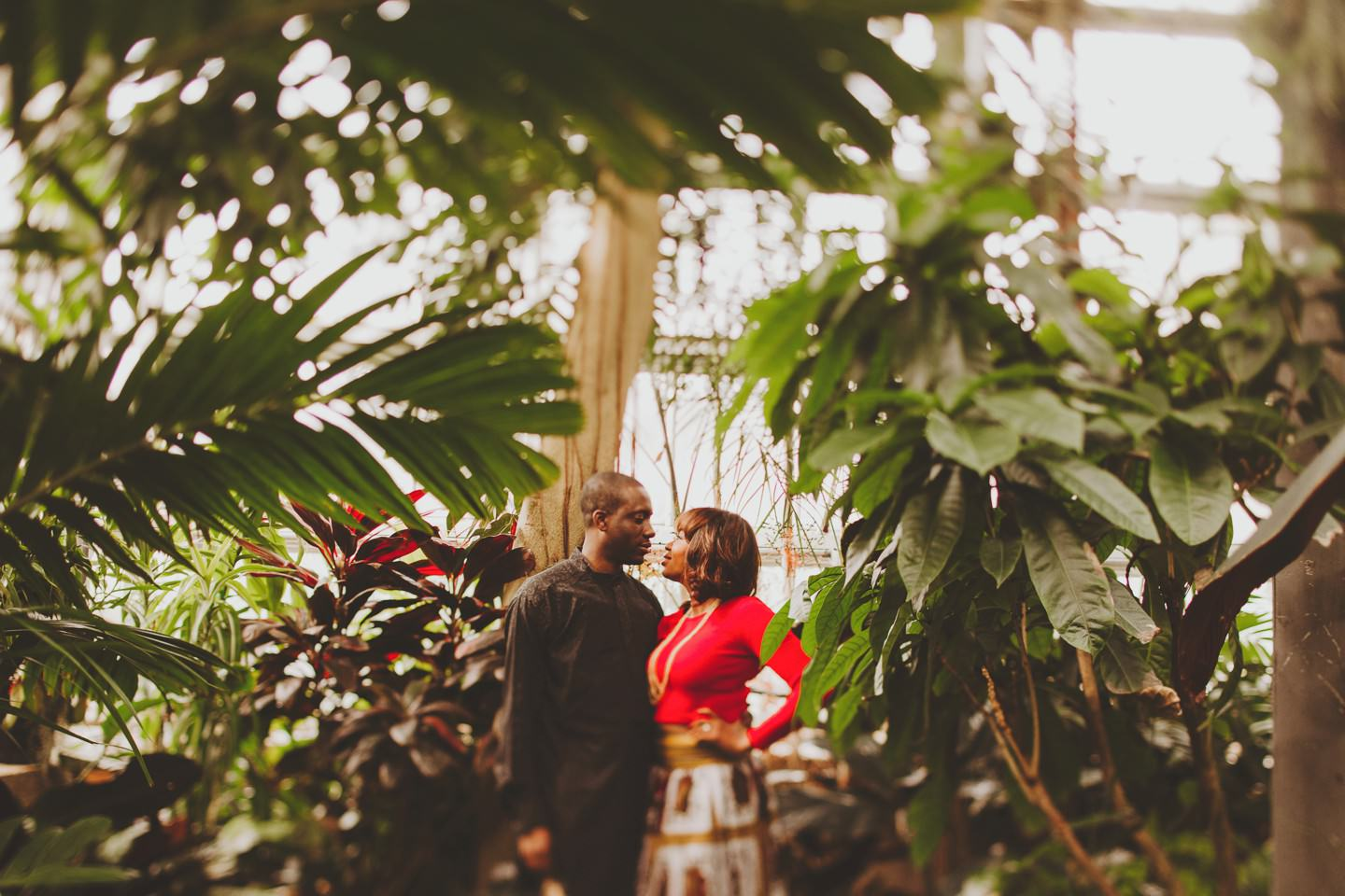 Nigerian Inspired Engagement Session - Nessa K - Washington DC ...