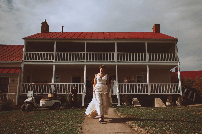 wedding at Riverside on the Potomac