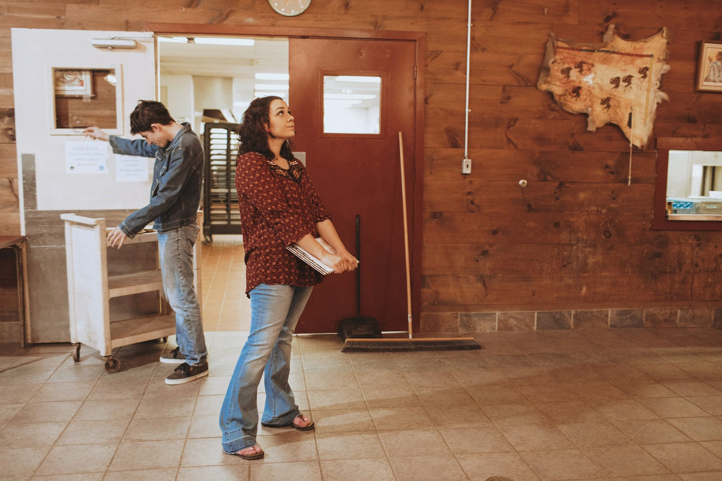 hilarious engagement pictures wet hot american summer