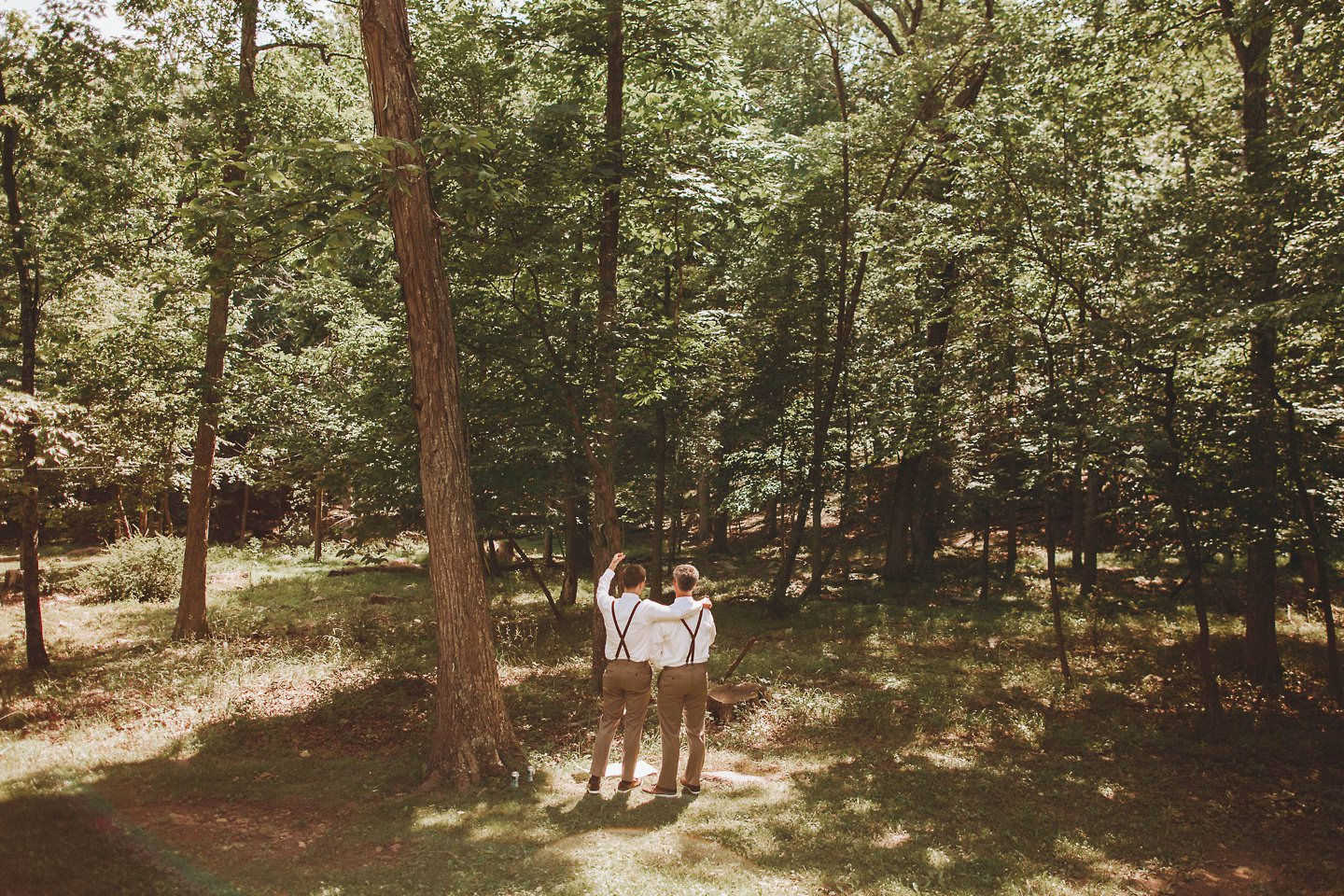 wedding pictures at Cacapon Resort State Park