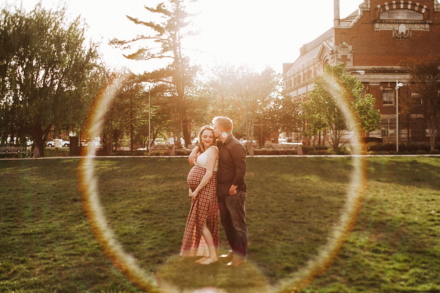 maternity session maryland