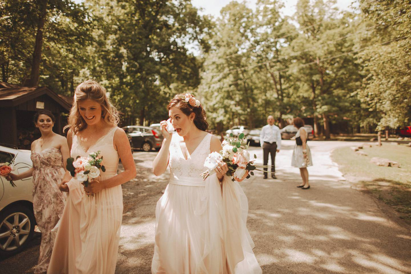 wedding pictures from Cacapon Resort State Park