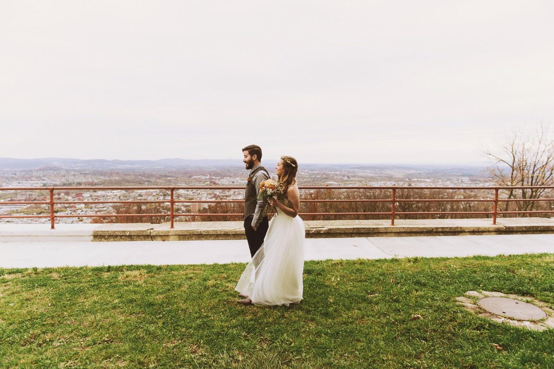 wedding overlooks in PA