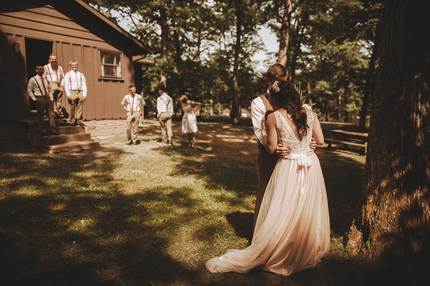 berkley springs wv camp wedding