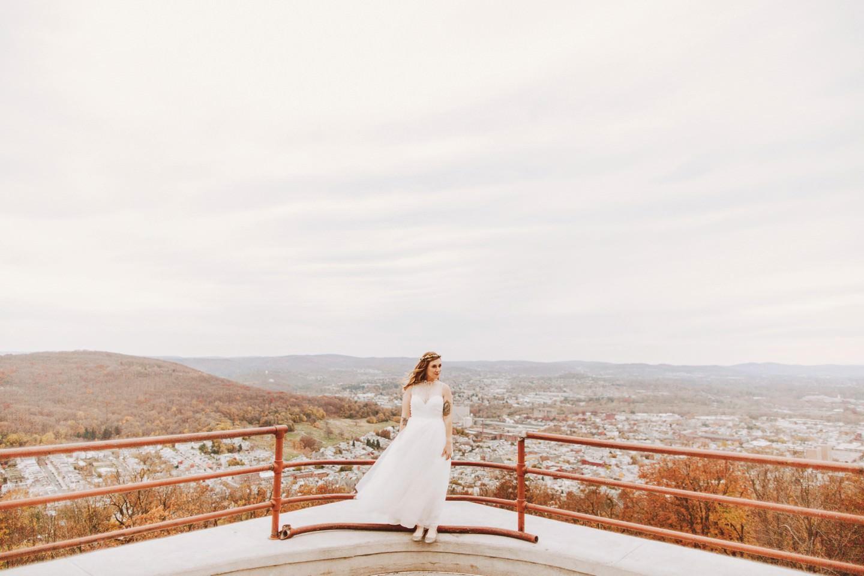overlook wedding photos PA