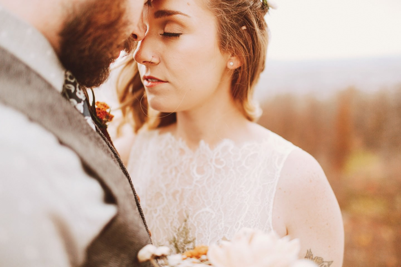 PA wedding overlook