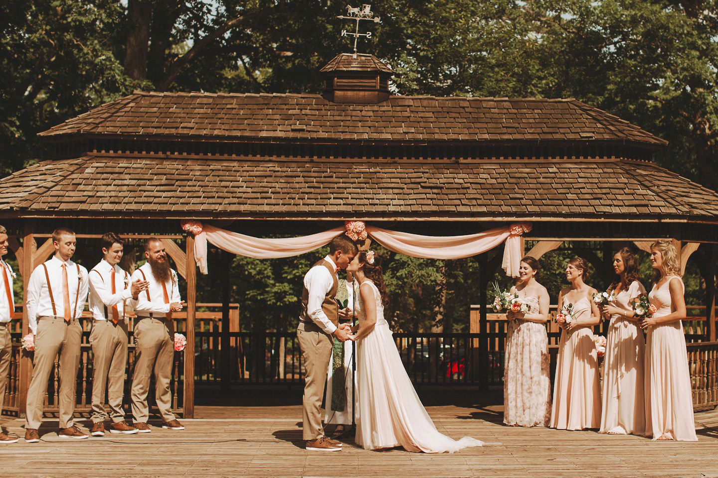 Cacapon Resort State Park photos wedding