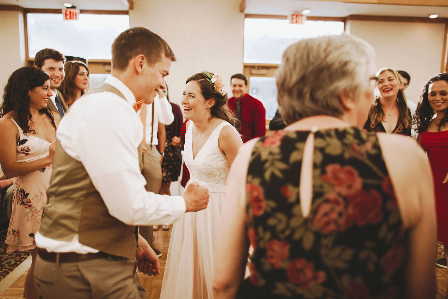Cacapon Resort State Park weddings