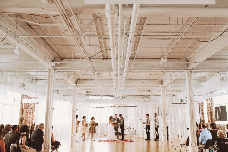 goggle factory wedding venue