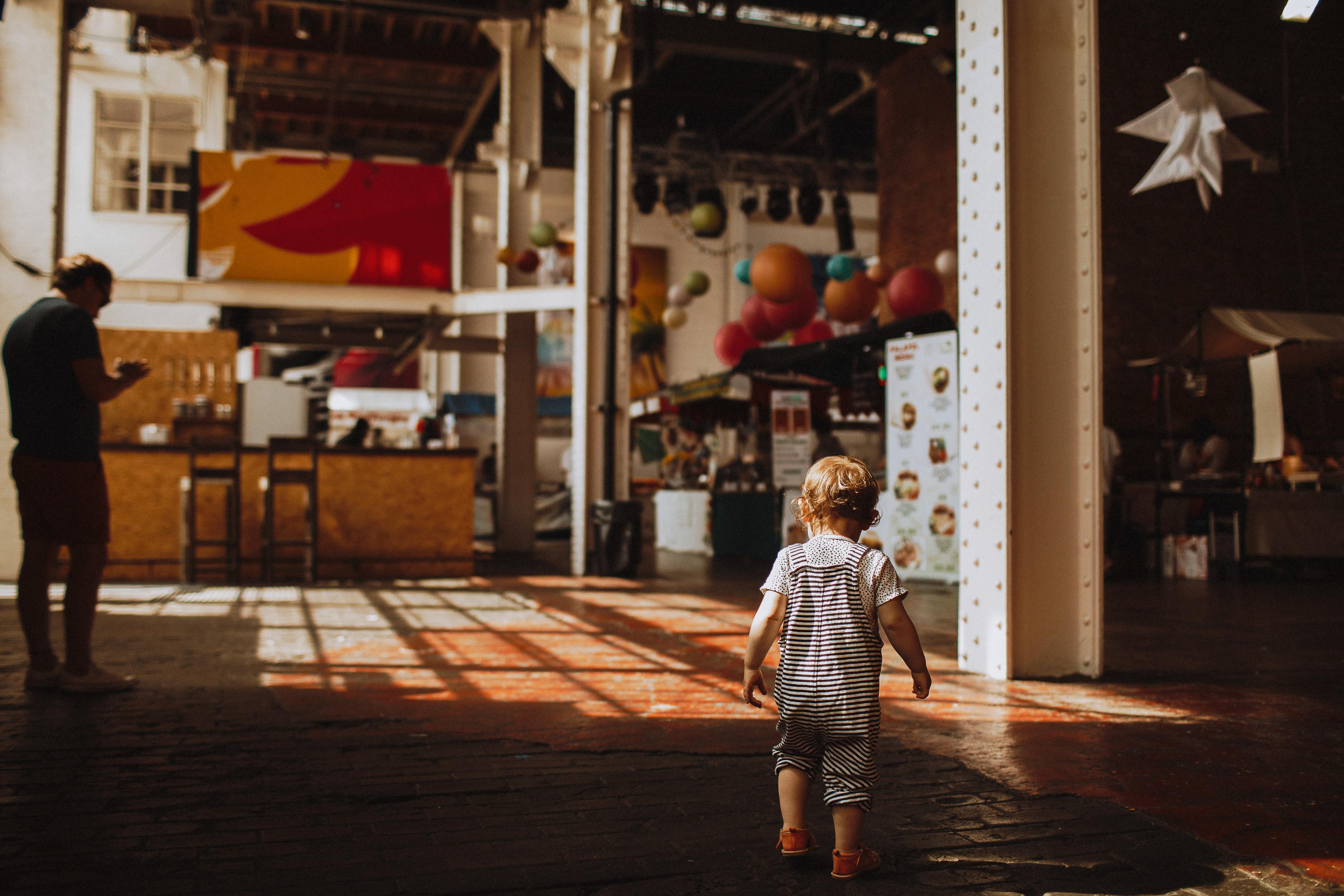 shoreditch market family portraits
