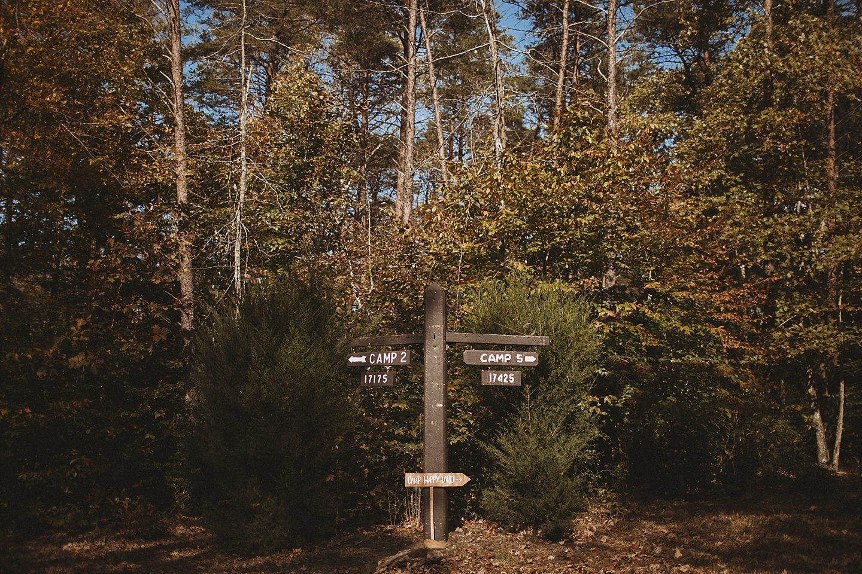 camp happy tree maryland
