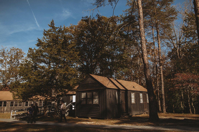 camp happyland weddings