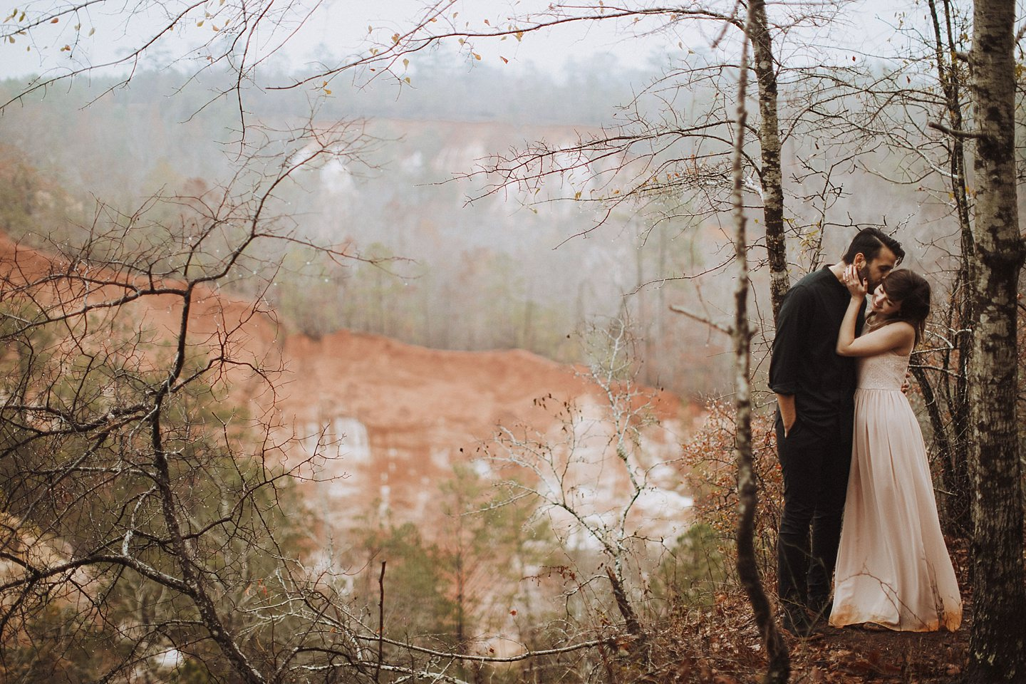 elopement Providence Canyon State Park