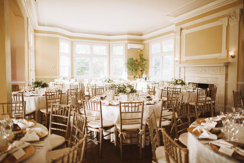 wedding reception in dc