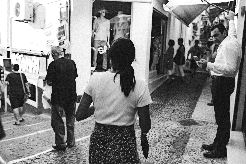 santorini Nessa k personal photos